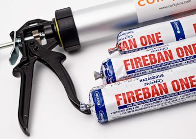 BOSTIK FIREBAN ONE Fire Rated Polyurethane Joint Sealant