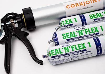 BOSTIK SEAL 'N' FLEX 1 Polyurethane Joint Sealant
